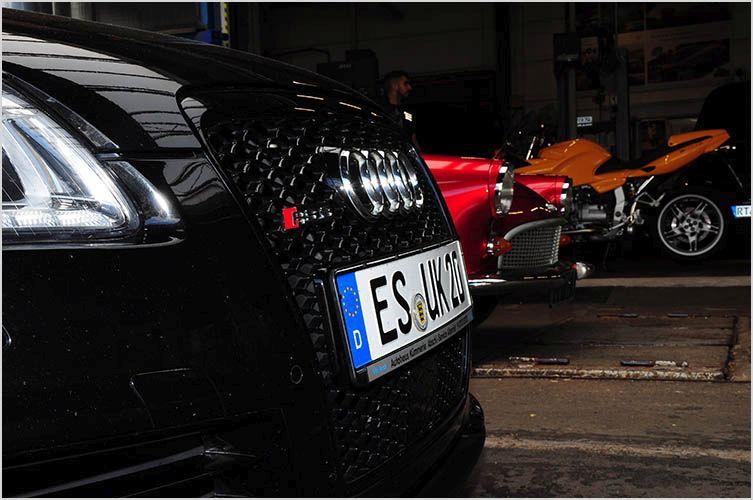 Achsvermessung für alle gängigen Fahrzeuge in Pliezhausen, Nürtingen, Altenriet