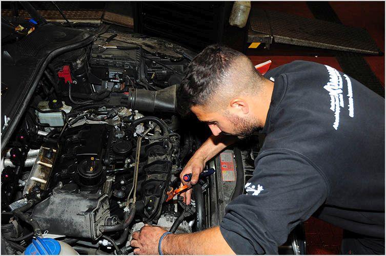 Wartung und Inspektion Ihres Fahrzeugs in 72124 Pliezhausen