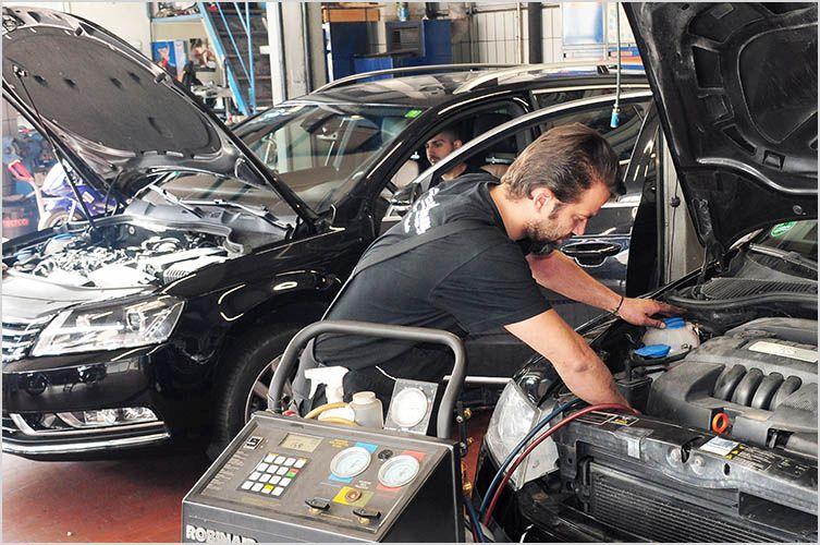 Kümmerle GmbH, Altenriet, Neckartenzlingen, Altenburg: Umfassender Klimaservice für alle Fahrzeuge
