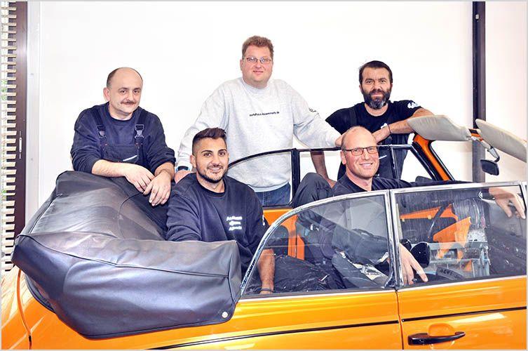 Sehr gute Autowerkstatt in Altenriet und Pliezhausen. Kümmerle GmbH - wir warten und reparieren auch Oldtimer